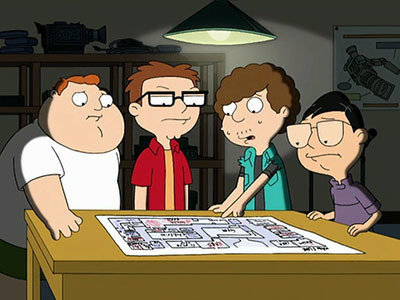 American Dad! - 05x05 Escape From Pearl Bailey