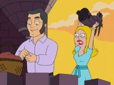American Dad! - 02x16 Tears of a Clooney