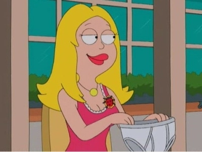 American Dad! - 02x09 Not Particularly Desperate Housewives