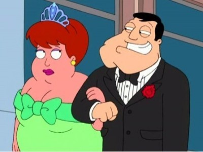 American Dad! - 02x12 It's Good to be the Queen