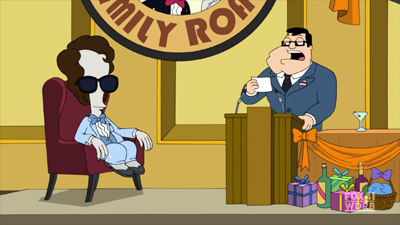 American Dad! - 06x18 Great Space Roaster