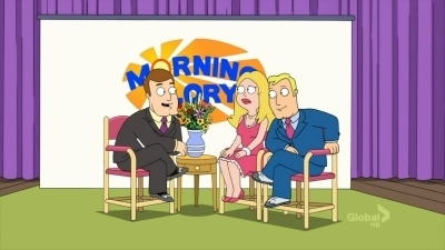 American Dad! - 09x07 National Treasure 4: Baby Franny: She's Doing Well: The Hole Story
