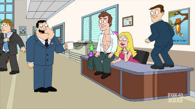 flirting with disaster american dad cast