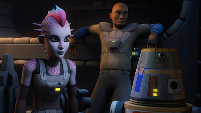 Star Wars Rebels - 03x07 Iron Squadron