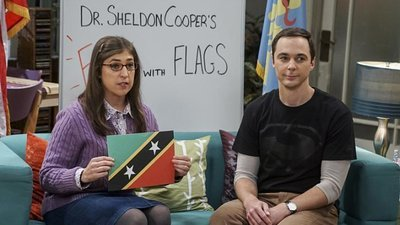 The Big Bang Theory - 10x07 The Veracity Elasticity