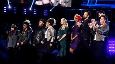 The Voice - 11x19 Live Top 11 Eliminations