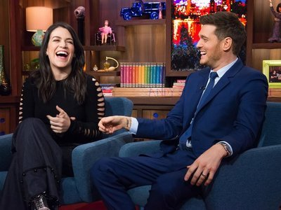 Watch What Happens: Live - 13x177 Abbi Jacobson & Michael Buble Screenshot