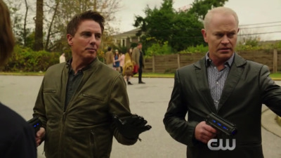 DC's Legends Of Tomorrow - 02x09 Raiders of the Lost Art