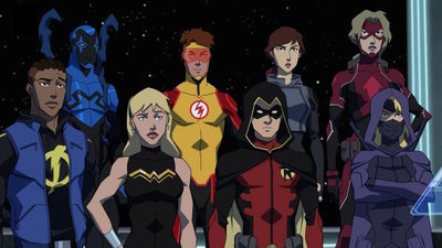 Young Justice - 03x01 Princes All Screenshot