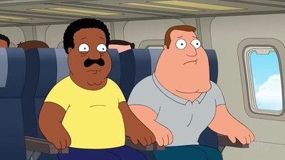Family Guy - 15x10 Passenger Fatty-7