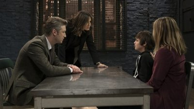 Law & Order: Special Victims Unit - 18x11 Great Expectations  Screenshot