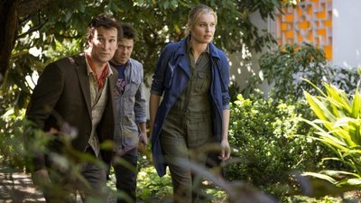 The Librarians - 03x09 And the Fatal Separation Screenshot