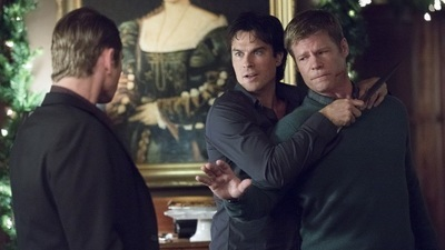 The Vampire Diaries - 08x07 The Next Time I Hurt Somebody, It Could Be You  Screenshot