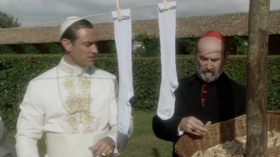 The Young Pope - 01x10 Episode 10 Screenshot