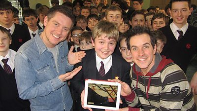 Appsolute Genius with Dick and Dom (UK) - 01x08 The Winner's Story Screenshot
