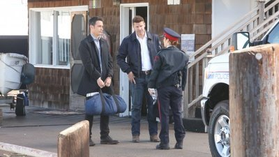 Bones - 12x08 The Grief and the Girl