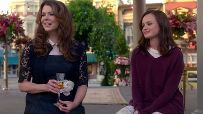 Gilmore Girls - 08x04 Fall