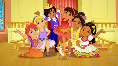 Dora And Friends Into The City 2x03 The Ballerina And The