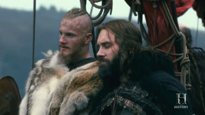 Vikings - 04x17 The Great Army
