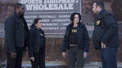 Blindspot - 02x11 Droll Autumn, Unmutual Lord