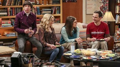 The Big Bang Theory - 10x12 The Holiday Summation Screenshot
