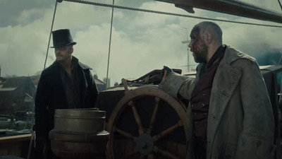 Taboo - 01x08 Episode 8 (Season Finale) Screenshot
