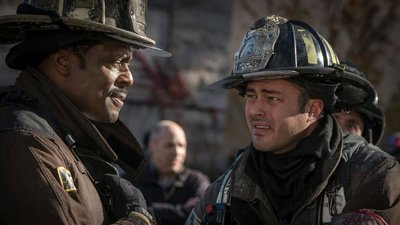 Chicago Fire - 05x11 Who Lives and Who Dies