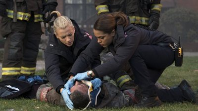 Chicago Fire - 05x10 The People We Meet