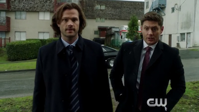 Supernatural - 12x15 Somewhere Between Heaven and Hell