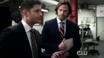Supernatural - 12x13 Family Feud