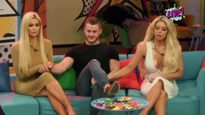 Celebrity Big Brother (UK) - 19x13 Live Eviction (2)