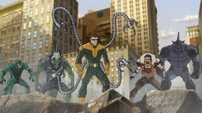 Ultimate Spider-man - 04x26 Graduation Day - Part 2