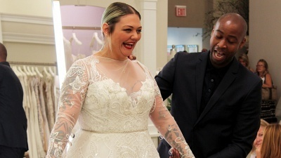 Say yes to the dress episode guide sharetv for Elle king s wedding dress