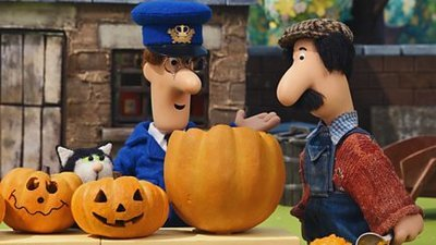 3x02 Postman Pat and The Giant Pumpkin It is Halloween and everyone is decorating pumpkins but Tedu0027s giant pumpkin floats out to sea. & Postman Pat: Special Delivery Service Season 3 - ShareTV