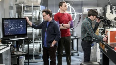 The Big Bang Theory - 10x15 The Locomotion Reverberation
