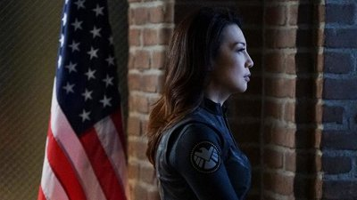Marvel's Agents of  S.H.I.E.L.D - 04x15 Self Control