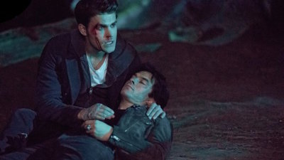 The Vampire Diaries - 08x14 It's Been a Hell of a Ride