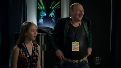 Life in Pieces - 02x14 Facebook Fish Planner Backstage Screenshot