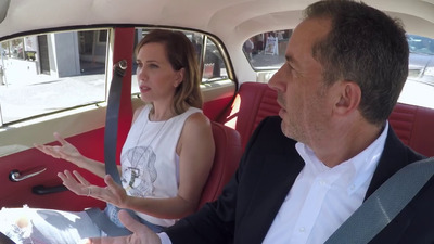 Comedians in Cars Getting Coffee - 09x01 Kristen Wiig: The Volvo-ness