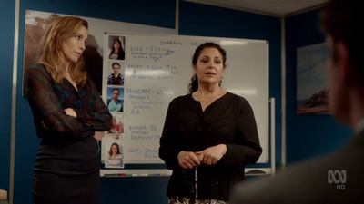 Newton's Law - 01x08 Equal and Opposite Forces Screenshot