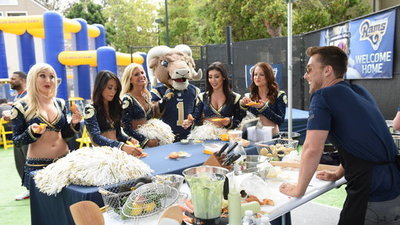 My Kitchen Rules (US) - 01x07 L.A. Rams Tackle the Final 3