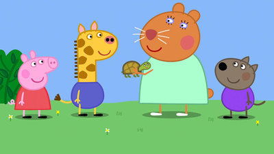 Peppa Pig - 05x06 Gerald Giraffe Screenshot