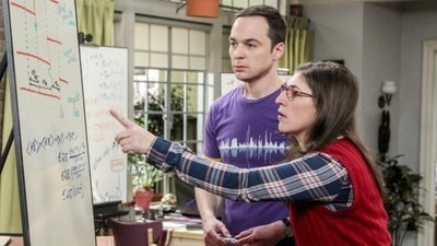 The Big Bang Theory - 10x19 The Collaboration Fluctuation