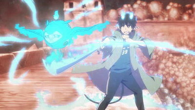 Blue Exorcist Kyoto Saga - 01x11 Shine Bright As The Sun