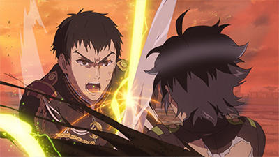 Seraph of the End: Vampire Reign - 01x24 Seraph of The End Screenshot