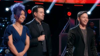 The Voice - 12x09 Battles Premiere