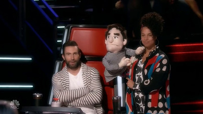 The Voice - 12x07 Blind Auditions, Part 7