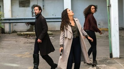 Sleepy Hollow - 04x13 Freedom