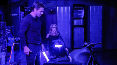 Arrow - 05x20 Underneath