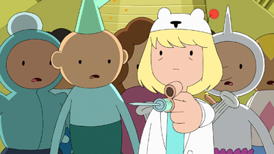 Adventure Time with Finn and Jake - 08x13 Islands Part 7: Helpers